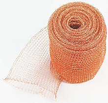 Pure Copper Knitted Mesh Rodent Mouse Rat Insect