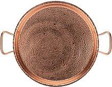 Pure Copper Wok Pure Copper Barbecue Plate Pure
