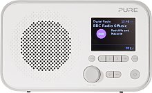 Pure Elan E3 Portable DAB+/FM Radio - Dove Grey