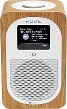 Pure Evoke H3 DAB Radio - Wood