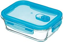 Pure Seal Glass 1 L Food Storage Container