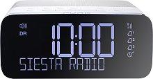 Pure Siesta Rise DAB+/FM Bedside Alarm Clock -