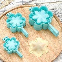 Pure Vie 3 Pcs plastic Pierogi/Dumpling Maker,