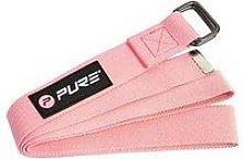 Pure2Improve Yoga Strap - Pink