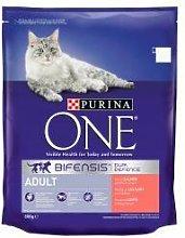 Purina One Cat Salmon - 800g - 238637