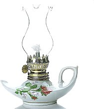 Purism Style Kerosene Oil Lamp Lantern