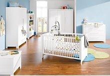 Puro 3 Piece Nursery Furniture Set Pinolino