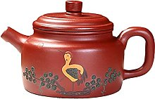 Purple Clay teapot Yixing Famous Handmade teapot