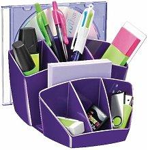 Purple ProGloss Desk Tidy 580G 00329 - CEP