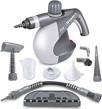 PurSteam Handheld Pressurized Steam Cleaner with