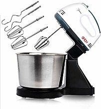 Puselo 2L Cake Stand Mixer Food Mixing Bowl Beater