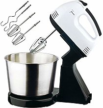 Puselo 7 Speed Cake Stand Mixer Food Mixing Bowl