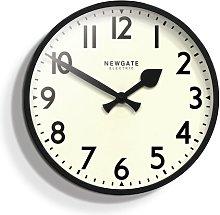 Putney 45cm Wall Clock Newgate Colour: Black