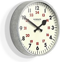 Putney 45cm Wall Clock Newgate Colour: Dark Grey