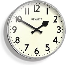 Putney 45cm Wall Clock Newgate Colour: Dark Grey