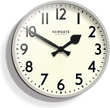 Putney 45cm Wall Clock Newgate Colour: Grey