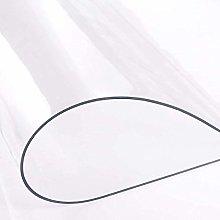 Pvc Chair Mat For Carpet, Transparent Pvc Desk