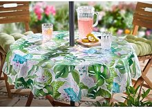 Pvc Parasol Tablecloth by Coopers of Stortford