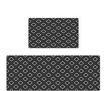 PVC Printing Waterproof Kitchen Mat,Cushioned