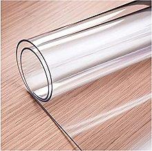 PVC Rectangle Tablecloth Protector Transparent