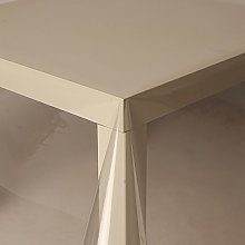 PVC Tablecloth Crystal Clear 3 Metres Oval (300cm