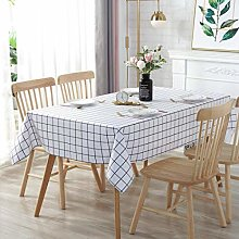 PVC Tablecloth (Various Sizes) for Rectangle