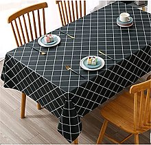 Pvc Tablecloth Waterproof, Anti-Scald, Oil-Proof,