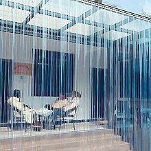 PVC Transparent Strip Curtains, Freezer Plastic