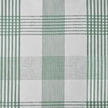 Pvc Wipe Clean Table Cloth 137X228cm in Green