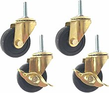 PXY Barm 50Mm Swivel Casters, Swivel Casters with