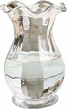 PXY Beautiful Crafts Indoor Glass Vase, Small