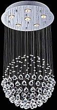 PXY Ceiling Lamp Ceiling Light Modern K9 Crystal