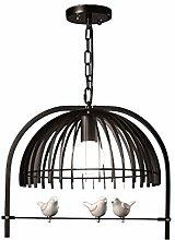 PXY Creative Bird Cage Restaurant Lighting