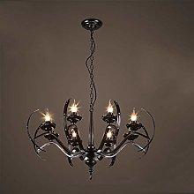 PXY Decorative Lights Light Lamp 8-Lights American