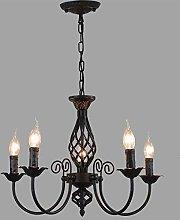 PXY Decorative Lights Light Lamp Rustic Farmhouse