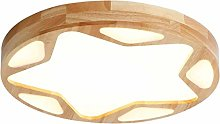 PXY Decorative Lights Light Lamp Solid Wood