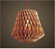 PXY Decorative Lights Light Lamp Wood Art