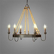 PXY Decorative Lights Light Lamp Wrought Iron
