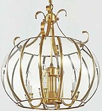 PXY Useful American Light Chandelier Golden Living
