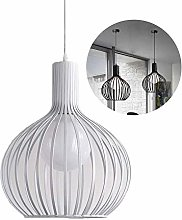 PXY Useful Chandelier Iron Wire Cage Pendant