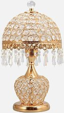 PXY Useful Table Desk Lamp Crystal Glass Table