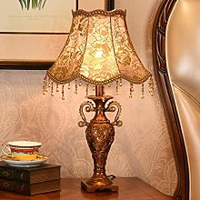PXY Useful Table Desk Lamp Vintage Table Lamp Set,