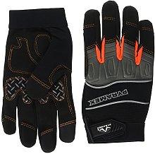 Pyramex Safety GL102 Medium Duty Work Gloves with