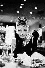 Pyramid America Audrey Hepburn Breakfast at