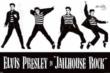 Pyramid America Elvis Presley Jailhouse Rock Cool