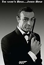 Pyramid America James Bond The Names Bond Movie
