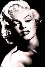 Pyramid America Marilyn Monroe Glamour Cool Wall