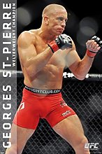 Pyramid America Official UFC Georges St Pierre