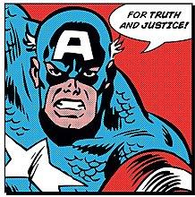 Pyramid International Captain America (for Truth