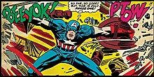 Pyramid International Captain America (So Far, So